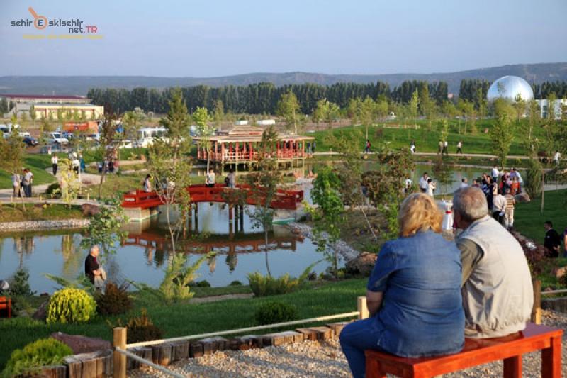 Eskişehir Japon Bahçesi