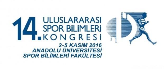 14. Uluslararası Spor Bilimleri Kongresi