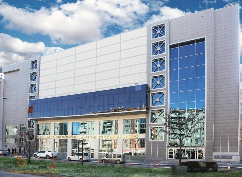 Atatürk Kültür Sanat ve Kongre Merkezi