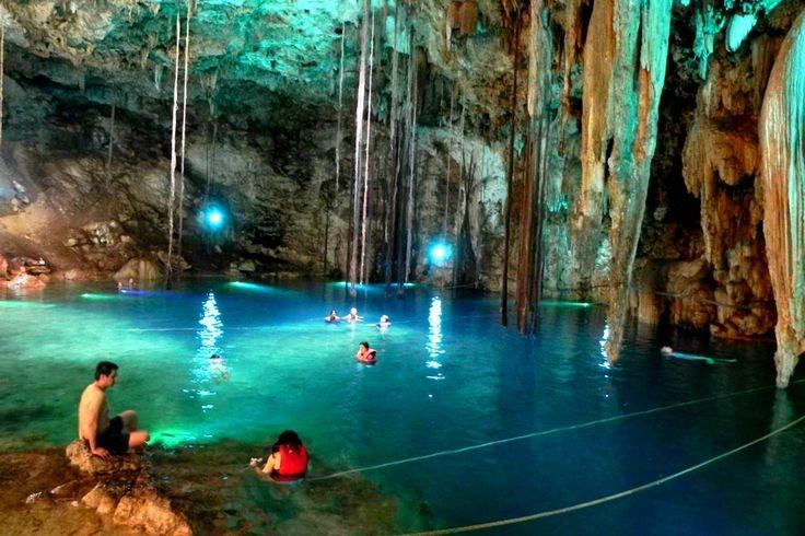 Dünyanın En İlginç 10 Mağarası