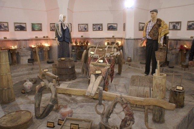 Eskişehir - Seyitgazi Bor ve Etnoğrafya Müzesi