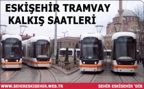 ÇARŞI - SSK Yönü - Tramvay Kalkış Saatleri | Eskişehir Tramvay