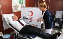 Eskişehir Valilik Personeli Kan Bağışına Destek Verdi