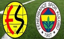 Eskişehirspor - Fenerbahçe Maçı Başladı.