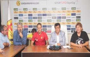 Felix Michel Eskişehirspor'da